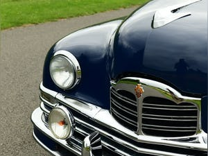 1948 Packard 22nd Series Touring Sedan For Sale (picture 7 of 12)