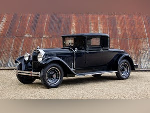 1929 Packard 640 with Rumbleseat For Sale (picture 1 of 27)