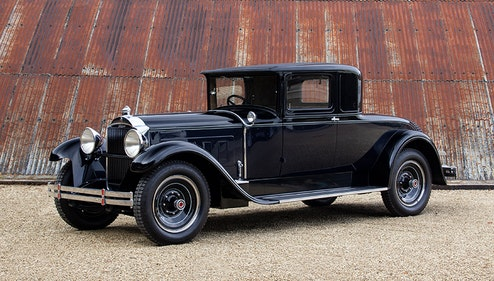 Picture of 1929 Packard 640 with Rumbleseat For Sale