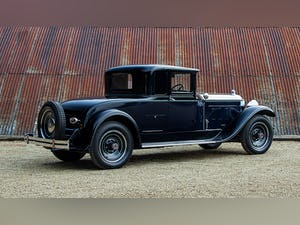 1929 Packard 640 with Rumbleseat For Sale (picture 5 of 27)