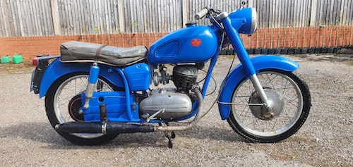 Picture of 1964 Pannonia 250 For Sale