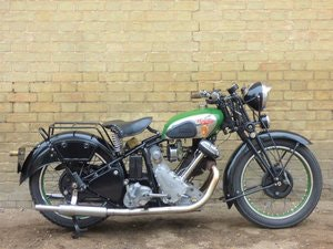 Picture of 1938 Panther Model 100 600cc SOLD