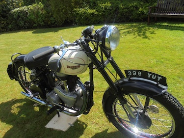 Picture of 1949 Panther m65 250cc rigid stunning condition For Sale
