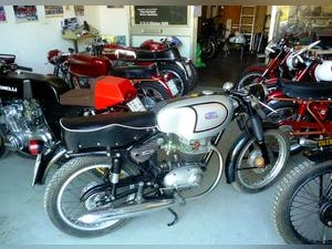 1961 Parilla 125 Sprint For Sale (picture 1 of 12)