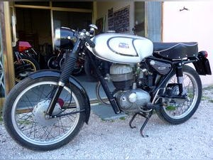 1961 Parilla 125 Sprint For Sale (picture 8 of 12)