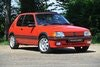 Picture of 1990 PEUGEOT 205 1.9 GTI **RETRO HOT HATCH CLASSIC** For Sale