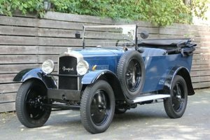 Picture of Peugeot 172 M Camionette Cabrio, 1927 SOLD