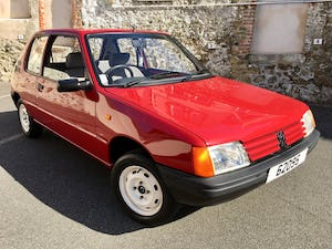 1990 Peugeot 205 XE - Time warp, every day classic! For Sale (picture 1 of 6)