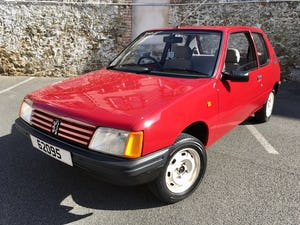 1990 Peugeot 205 XE - Time warp, every day classic! For Sale (picture 2 of 6)