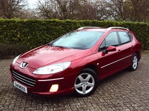 Picture of An EXCEPTIONAL Low Mileage 2009 Peugeot 407 SW Estate FMDSH For Sale