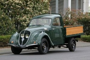 Picture of Peugeot 202 UH Pick Up, 1949 SOLD