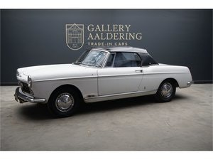 Picture of 1963 Peugeot 404 Convertible with Hard-Top For Sale