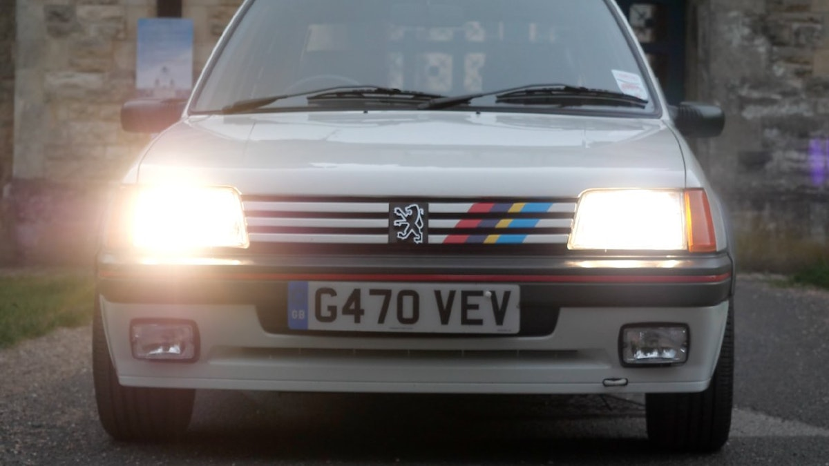 1989 Peugeot 205 GTi 1.9 L The Legendary Hot Hatch For Sale (picture 5 of 6)