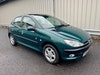1999 PEUGEOT 206 ROLAND GARROS LTD EDITION WITH 19K MILES