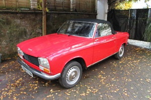 Picture of 1973 peugeot 304 s conertible SOLD