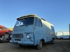 Peugeot J7 petrol, ideal food truck