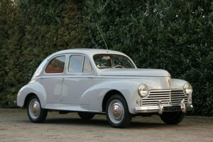 Picture of Peugeot 203 C, LHD, 1959, 11.900,- Euro For Sale