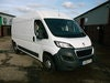 Picture of 2016 2106 Peugeot Boxer L3 H2 professional Van. SOLD