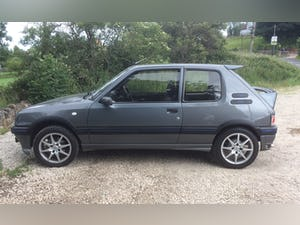 1994 Peugeot 205 For Sale (picture 2 of 5)