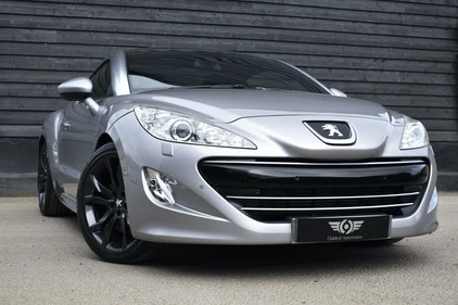 Picture of 2011 Peugeot RCZ 1.6 THP GT 200 Low Mileage+RAC Approved For Sale