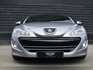 2011 Peugeot RCZ 1.6 THP GT 200 Low Mileage+RAC Approved For Sale (picture 2 of 12)