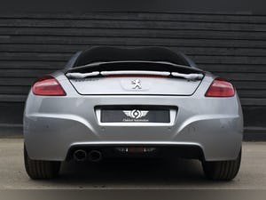 2011 Peugeot RCZ 1.6 THP GT 200 Low Mileage+RAC Approved For Sale (picture 3 of 12)