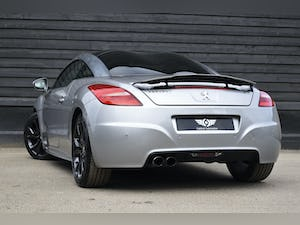 2011 Peugeot RCZ 1.6 THP GT 200 Low Mileage+RAC Approved For Sale (picture 4 of 12)
