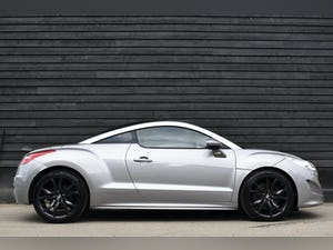 2011 Peugeot RCZ 1.6 THP GT 200 Low Mileage+RAC Approved For Sale (picture 5 of 12)