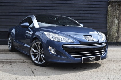 Picture of 2011 Peugeot RCZ 1.6 THP GT 156 FSH+Lth+19in Alloys+RAC Approved For Sale