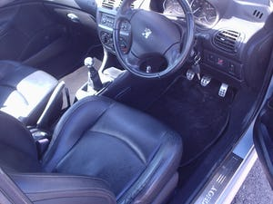 2004 PEUGEOT 206 CONVERTIBLE LOW MILEAGE For Sale (picture 6 of 11)