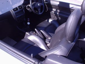 2004 PEUGEOT 206 CONVERTIBLE LOW MILEAGE For Sale (picture 11 of 11)