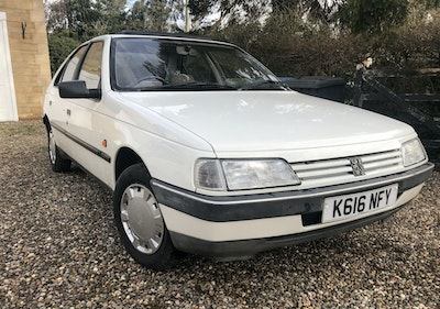 Picture of 1992 Peugeot 405 ge - low mileage For Sale