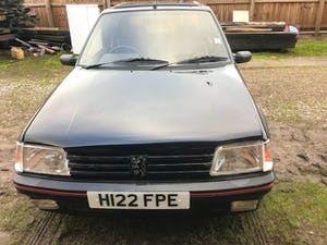1990 Peugeot 205 Gti 1.6 For Sale (picture 8 of 11)