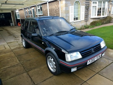 Picture of 1988 Peugeot 205 1.9 GTi For Sale