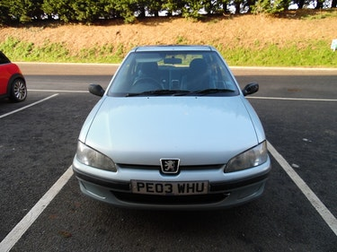 Picture of 2003 Peugeot 106 Low mileage, 4 owner, very neat. For Sale by Auction