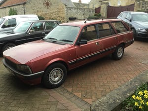 1990 One owner Peugeot 505 GTi family estate 5 speed For Sale (picture 1 of 12)