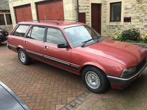 1990 One owner Peugeot 505 GTi family estate 5 speed For Sale (picture 2 of 12)