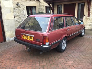 1990 One owner Peugeot 505 GTi family estate 5 speed For Sale (picture 4 of 12)