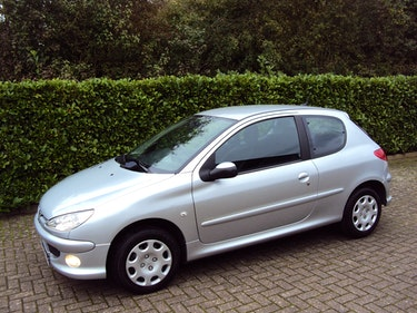 Picture of 2005 An Exceptionally Low Mileage Peugeot 206 1.4i S Automatic For Sale