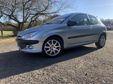 Picture of 2002 Rare 206 GTI 2.0 16v Modern Classic For Sale