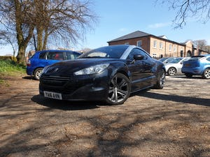 2016 Peuegot RCZ 1.6 GT  For Sale (picture 1 of 12)