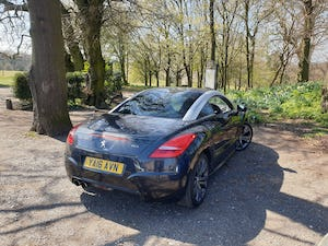 2016 Peuegot RCZ 1.6 GT  For Sale (picture 3 of 12)