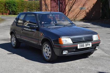 Picture of 1987 Peugeot 205 GTi 1.9 For Sale by Auction