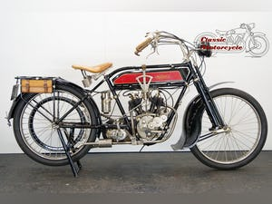 Peugeot 3,5hp 1919 344cc 2 cyl sv V-twin For Sale (picture 1 of 10)