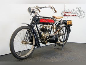 Peugeot 3,5hp 1919 344cc 2 cyl sv V-twin For Sale (picture 3 of 10)