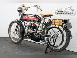 Peugeot 3,5hp 1919 344cc 2 cyl sv V-twin For Sale (picture 4 of 10)