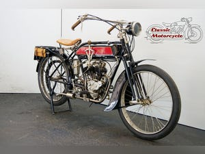 Peugeot 3,5hp 1919 344cc 2 cyl sv V-twin For Sale (picture 5 of 10)