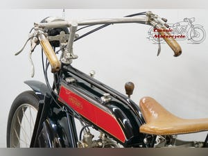 Peugeot 3,5hp 1919 344cc 2 cyl sv V-twin For Sale (picture 7 of 10)