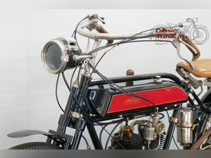 Peugeot 3,5hp 1919 344cc 2 cyl sv V-twin For Sale (picture 8 of 10)