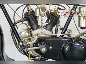 Peugeot 3,5hp 1919 344cc 2 cyl sv V-twin For Sale (picture 10 of 10)